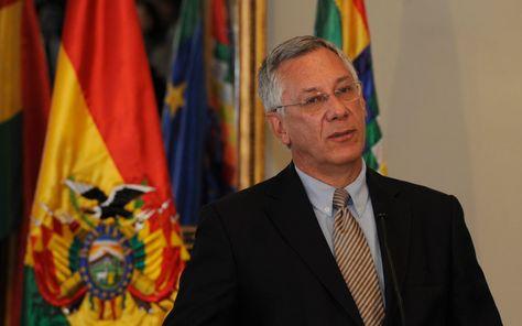 Rodríguez Veltzé dice que fue un 'error' el fallo del TCP sobre la repostulación