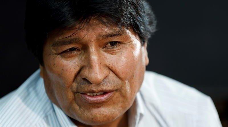 La Fiscalía imputó al expresidente Evo Morales por delitos de terrorismo y financiamiento al terrorismo