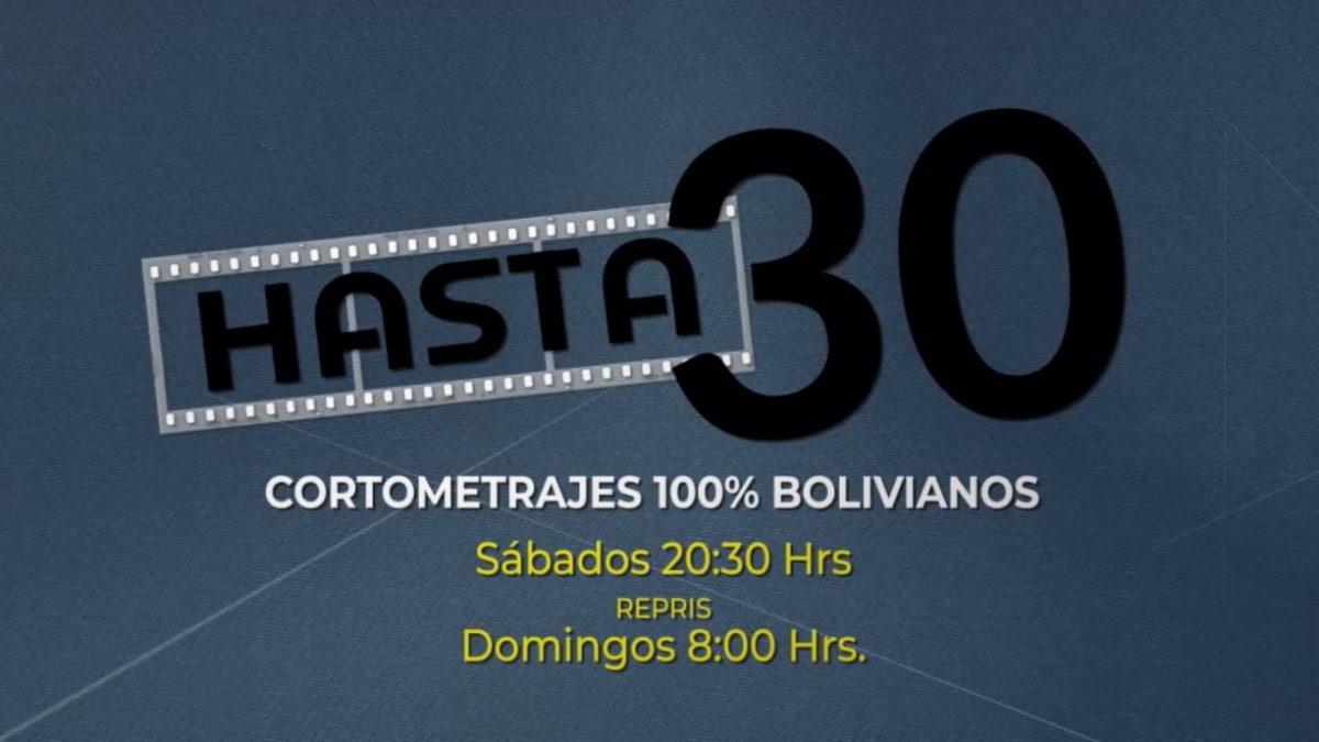 Bolivia Tv 7.2 crea un espacio para cortometrajes nacionales