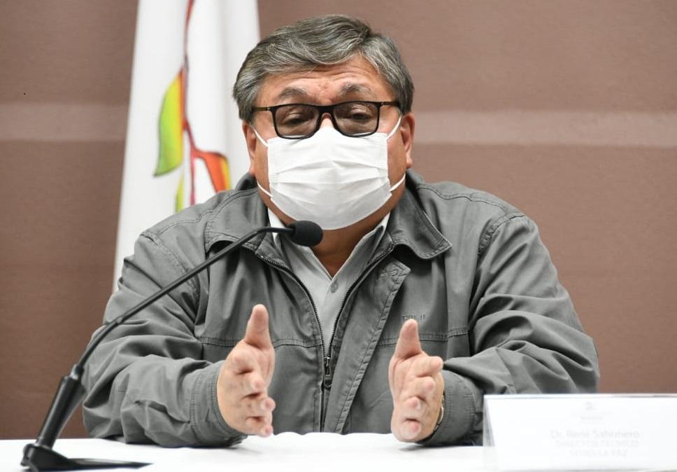 René Sahonero anuncia su renuncia