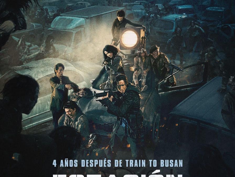 «Estación Zombie 2: Península» forma parte de la selección oficial del Festival de Cannes 2020