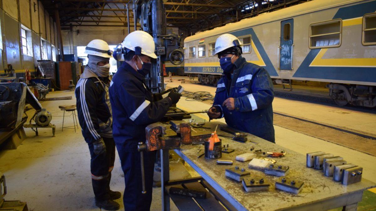 Ferroviaria Andina, primera empresa de transporte en dotar de seguro contra la Covid-19