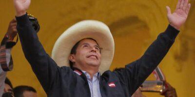 Pedro Castillo - Presidente del Perú
